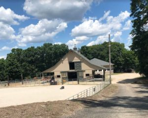 The Barn and Arena